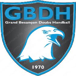 logo besançon handball