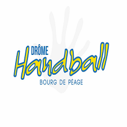 logo bourg peage handball