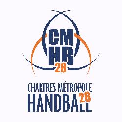 logo chartres handball
