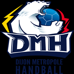 logo dijon handball