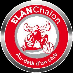 logo elan chalon basket