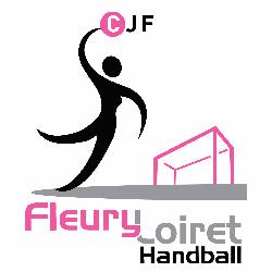 logo fleury handball