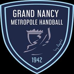 logo nancy handball