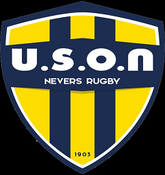 logo nevers rugby