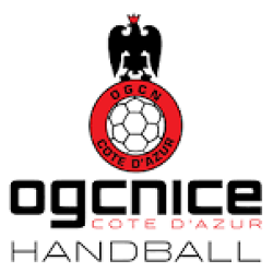 logo ogc nice handball