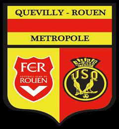 logo quevilly rouen metropole