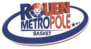 logo rouen metropole basket
