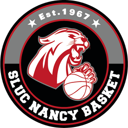 logo sluc nancy basket