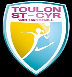 logo toulon saint cyr handball