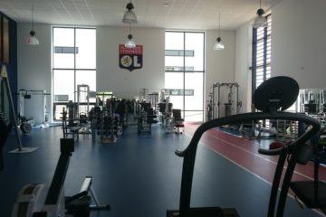 salle d'entraînement de lyon