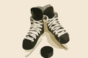 patins de hockey