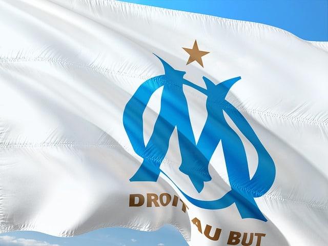 drapeau de marseille