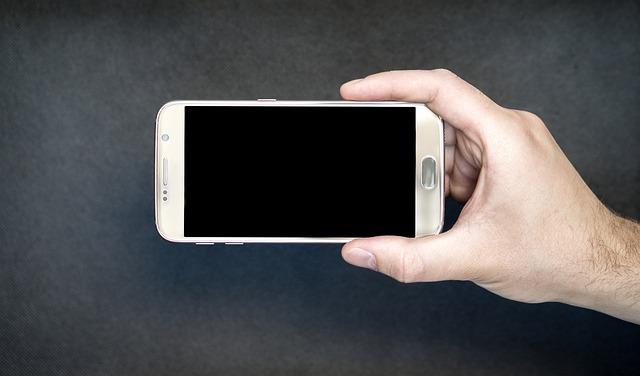 ecran de smartphone