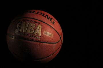 ballon nba spalding