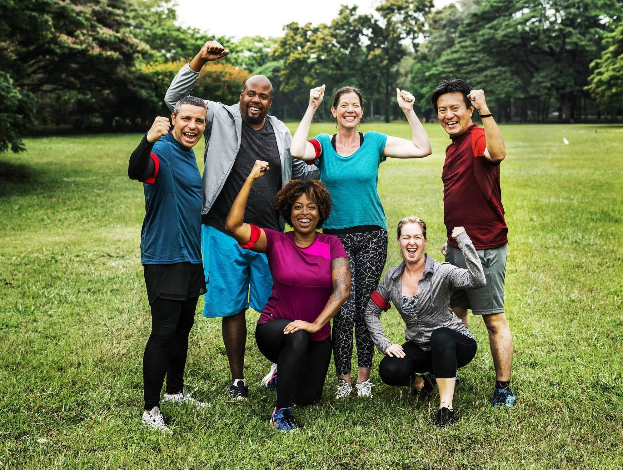 sport extérieur fitness