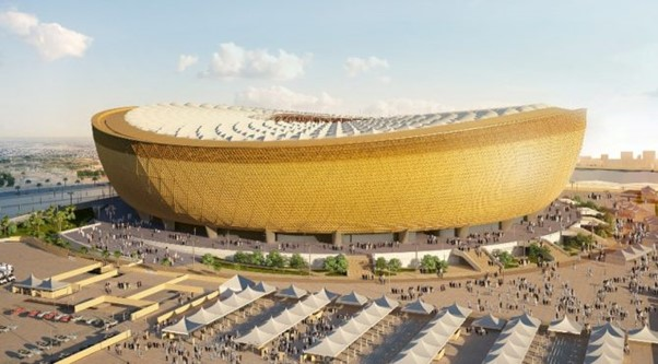 stade pour la coupe du monde au qatar